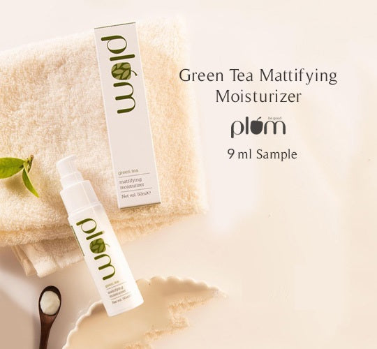 Green Tea Moisturizer