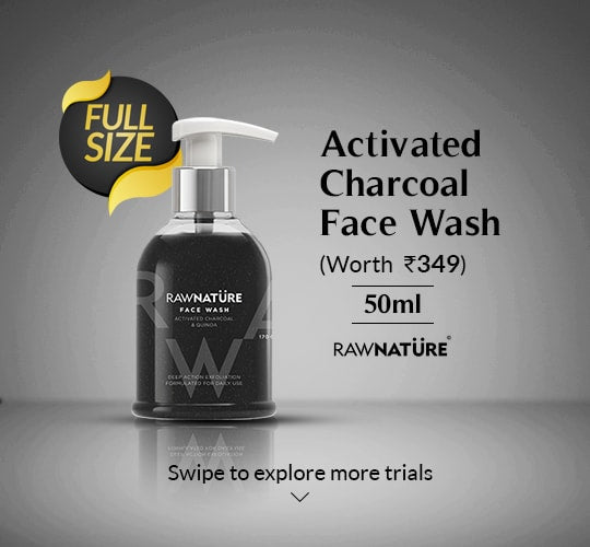 Activated Charcoal & Quinoa - Face Wash (HERO)