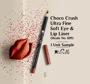 Ultra Fone Soft Eye & Lip Liner With Vitamin E Color No Color No: 09