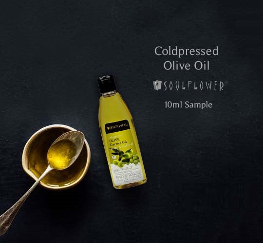 Coldpressed Olive Carrier Oil (Sample)