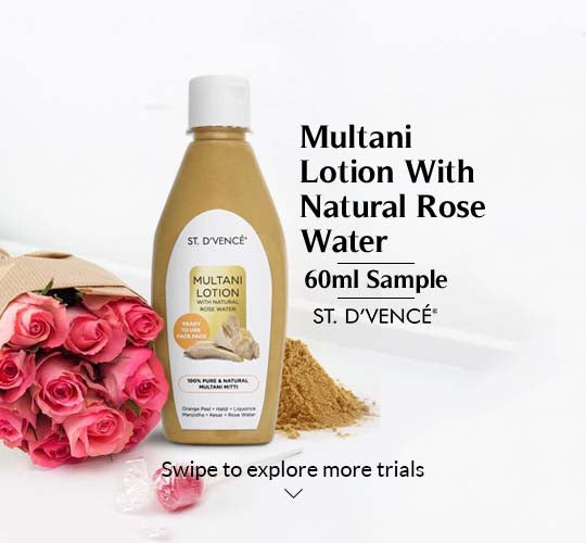 Multani Mitti Lotion 60ml