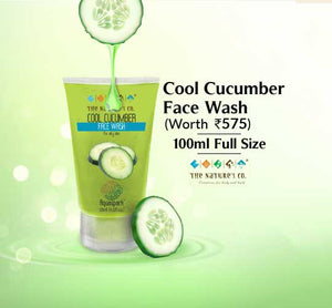 Cool Cucumber Face Wash