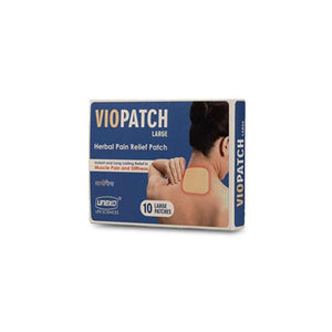 VIOPATCH Herbal Pain Relief Patch L 75 sqcm