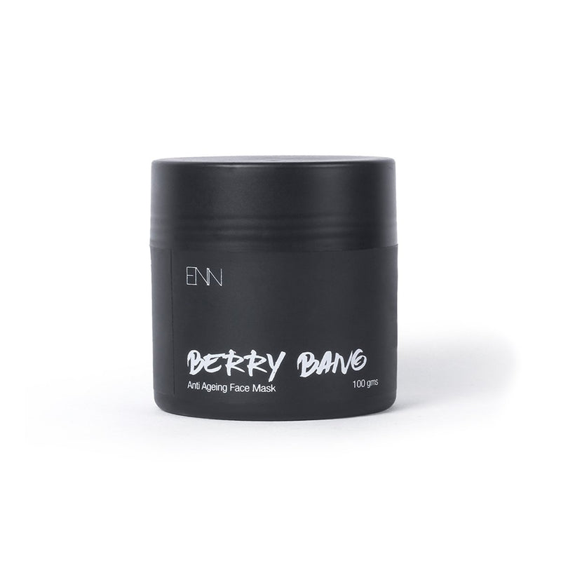 Berry Bang- Anti Ageing Face Mask