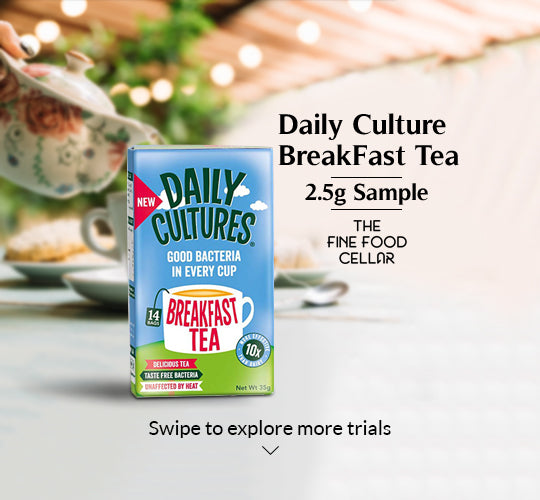 Daily Cultures Probiotic Breakfast Tea