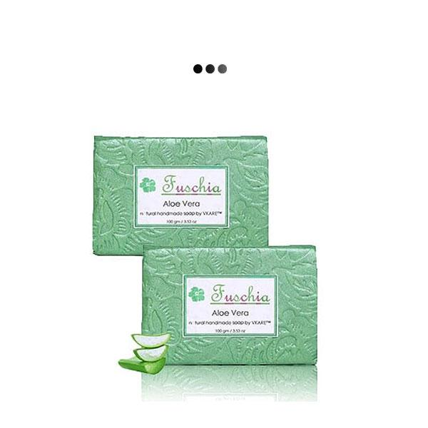 Aloe Vera Natural Handmade Herbal Soap