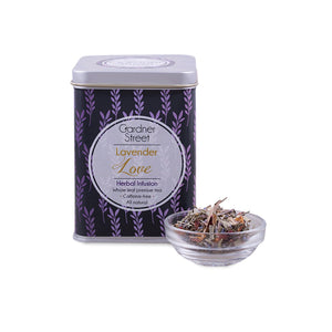Lavender Love - Caffeine Free Herbal Infusion