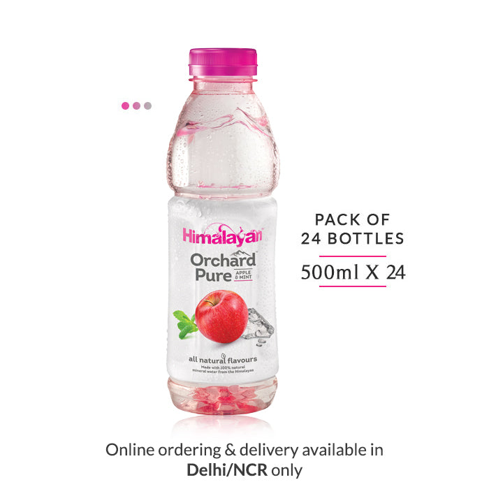 Orchard Pure Flavoured Water | Apple & Mint