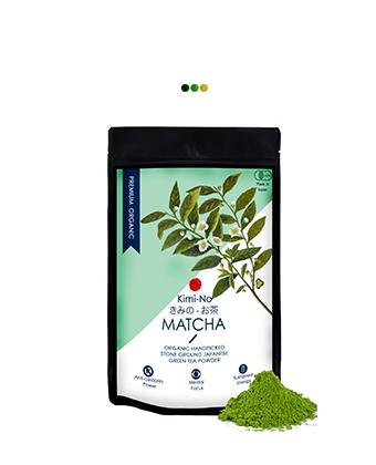 Japanese Organic Matcha Green Tea Powder (50g)