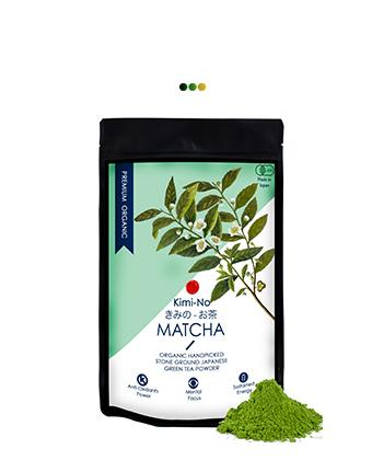 Japanese Organic Matcha Green Tea Powder (30g)