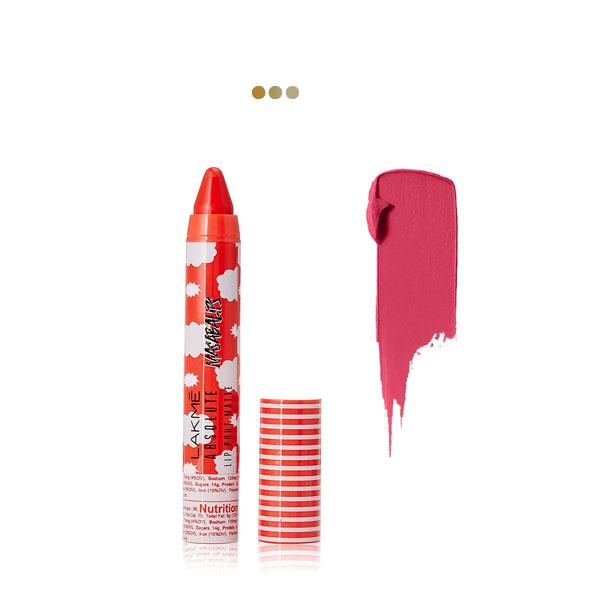 Lip Pout Matte Masaba - Orange Candy