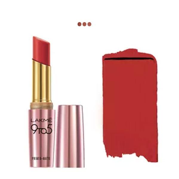 Primer + Matte Lip Color, MR12 Crimson Catch