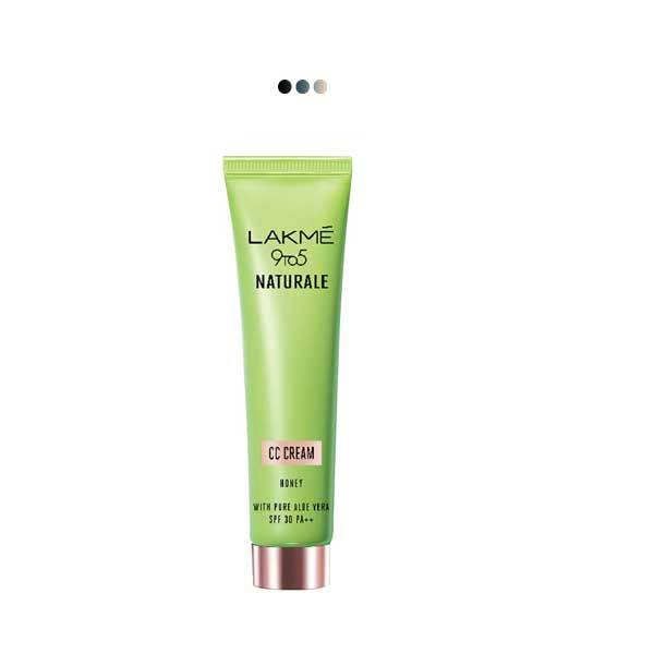 Lakme 9 to 5 Naturale CC Cream, Honey