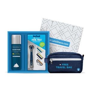 Executive Trial Shaving Kit