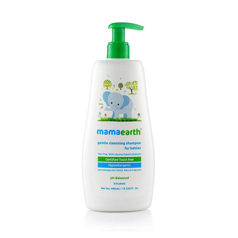 Baby Gentle Cleansing Shampoo