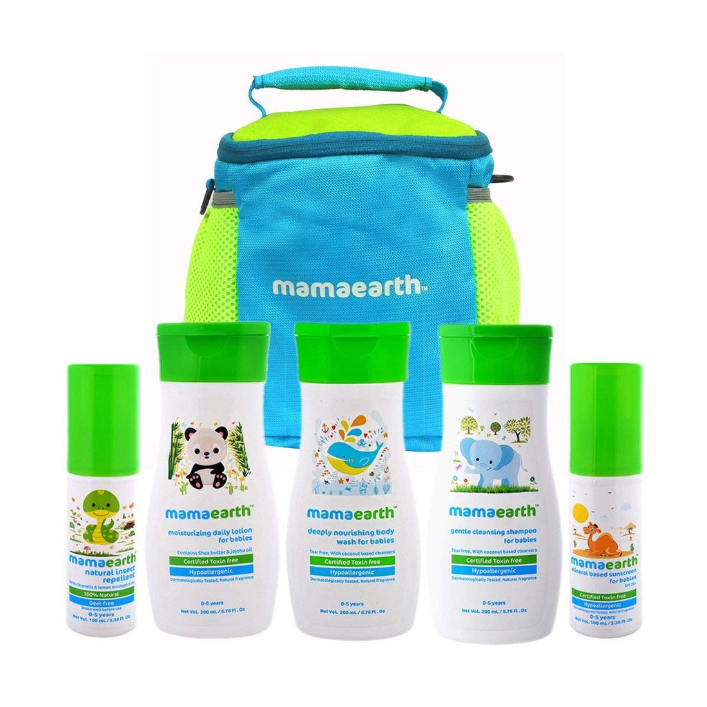Complete Baby Care Kit