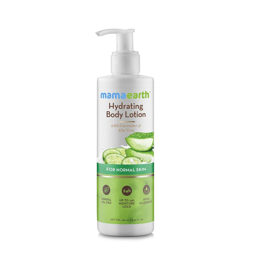 Hydrating Natural Body Lotion