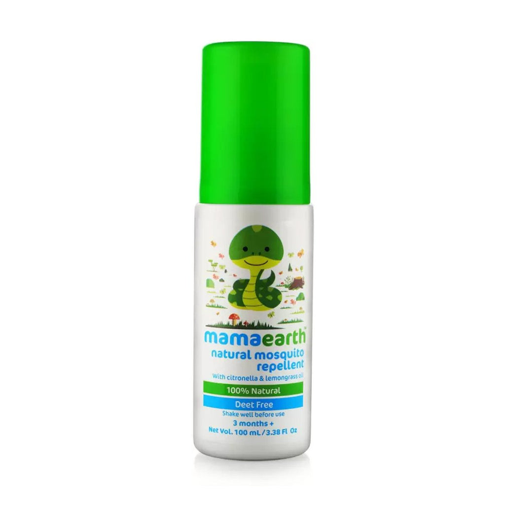 Natural Mosquito Repellent for babies