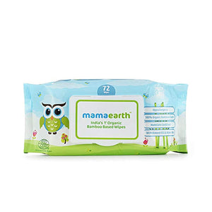 Organic Bamboo Based Wipes