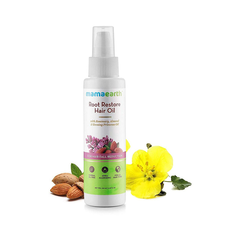 Root Restore Hair Oil