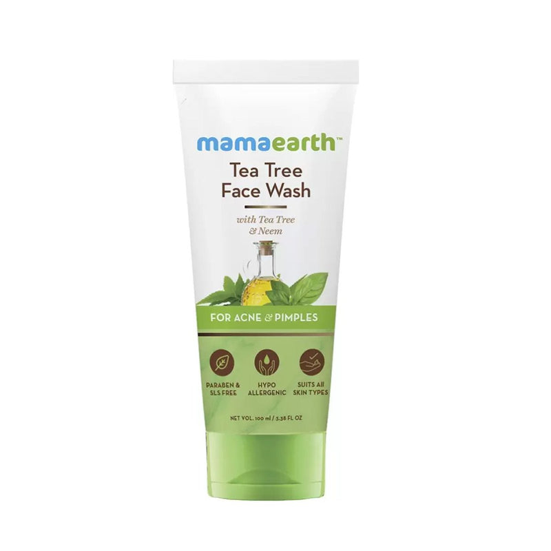 Tea Tree Natural Face Wash
