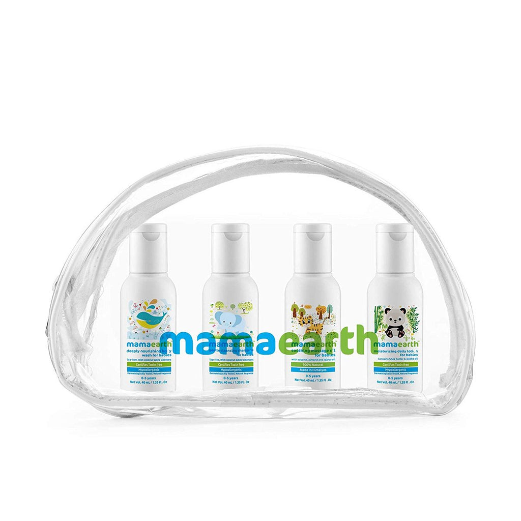 Travel Essentials Kit for Babies