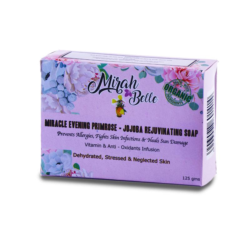 Miracle Evening Primrose – Jojoba Rejuvenating Soap