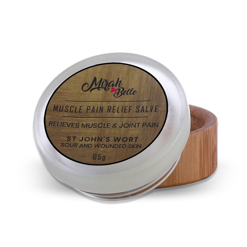 Muscle Pain Relief Salve