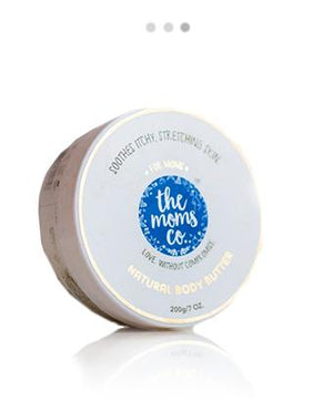 Natural Body Butter With Mono Cartons