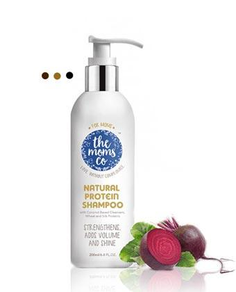 Natural Protein Shampoo