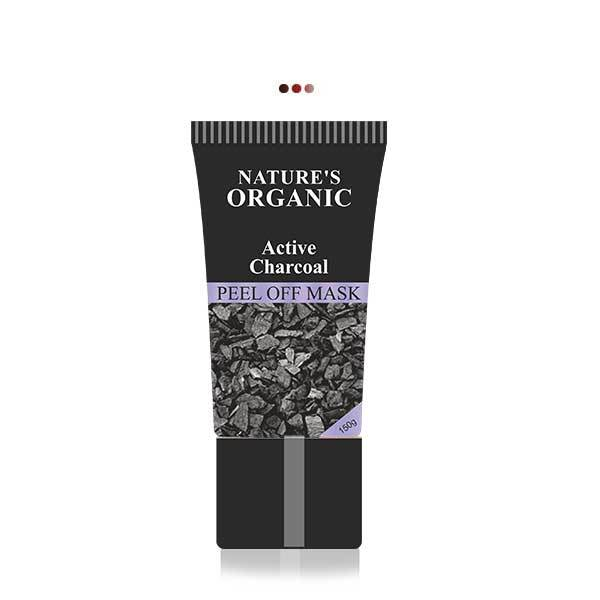 Active Charcoal Peel Off Mask