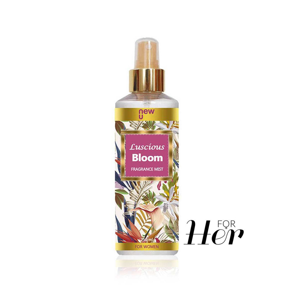 Luscious Bloom for Women - Frangrance Mist