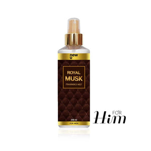 Royal Musk for Men - Frangrance Mist