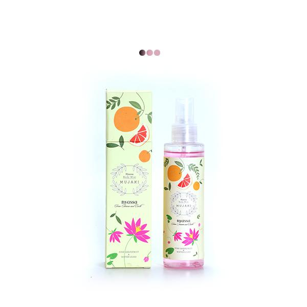 Mujaki Body Mist