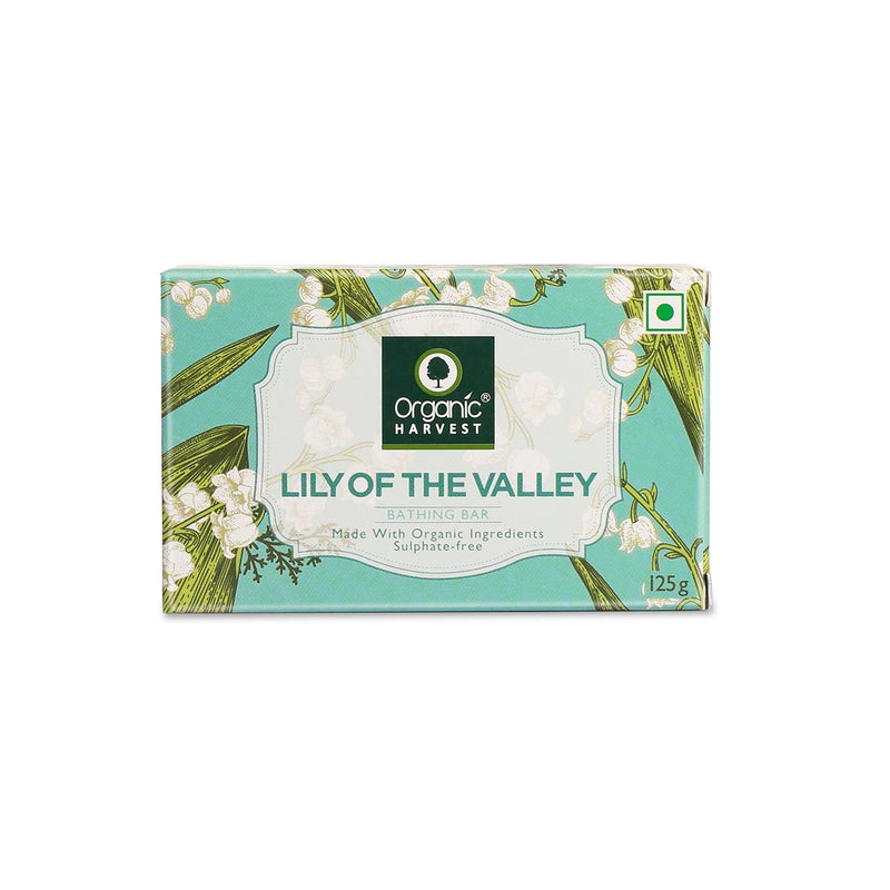 Lily of the valley Bathing Bar