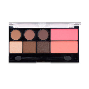 Eyeshadow and Blush 8 in 1 Palette - 03
