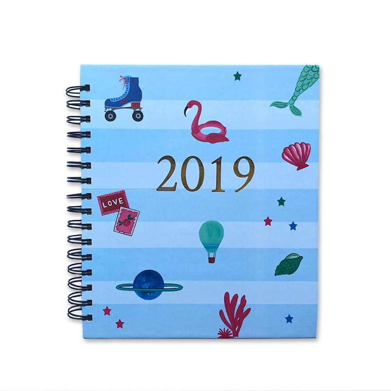 2019 Annual Planner-Endless Utopia