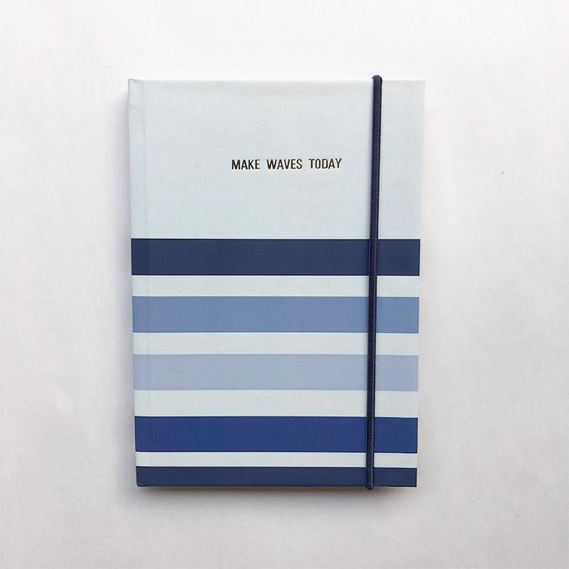 Hardbound Journal - Make Waves today