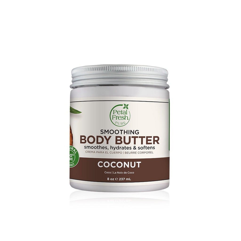 Smoothing Coconut Body Butter