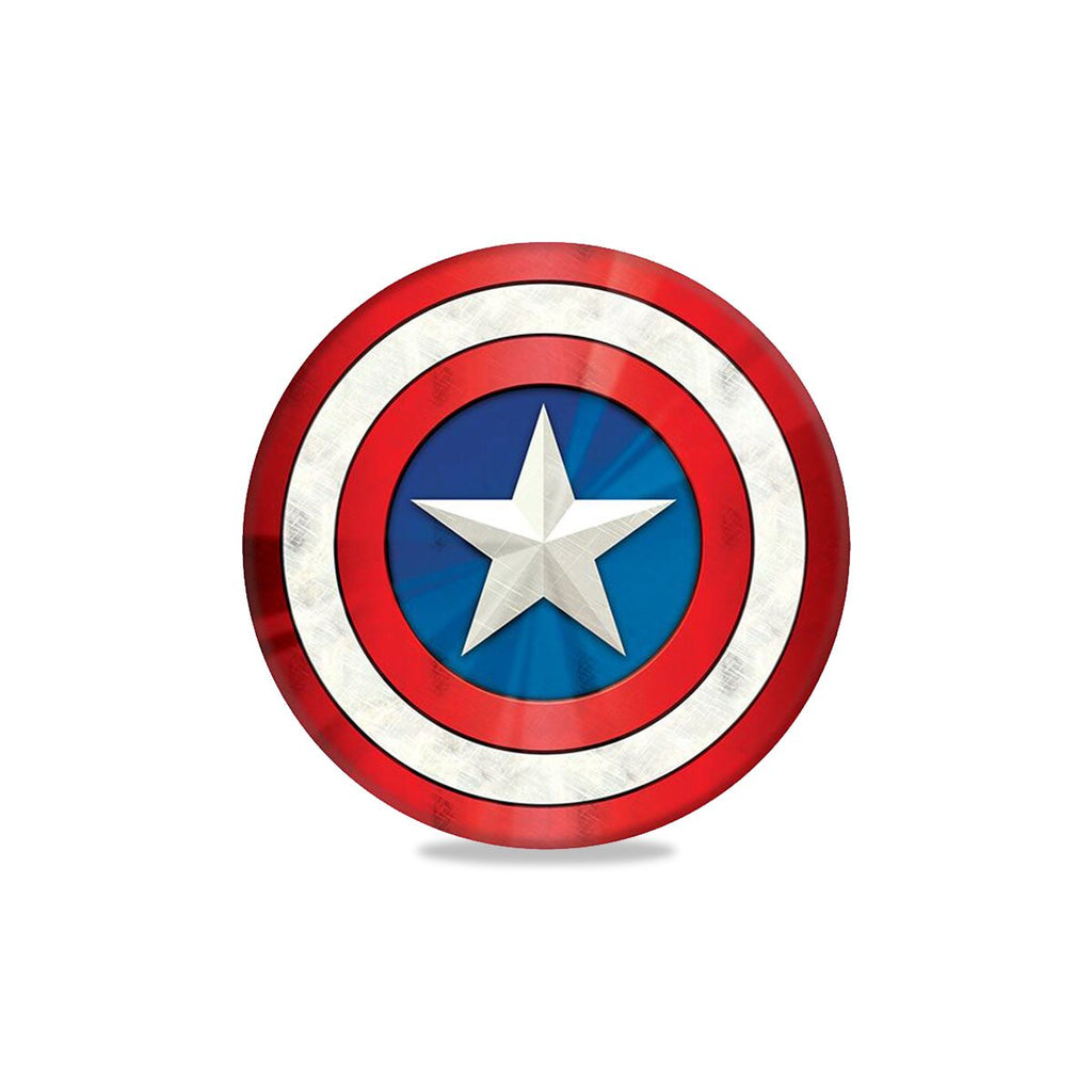 Captain America Shield Icon