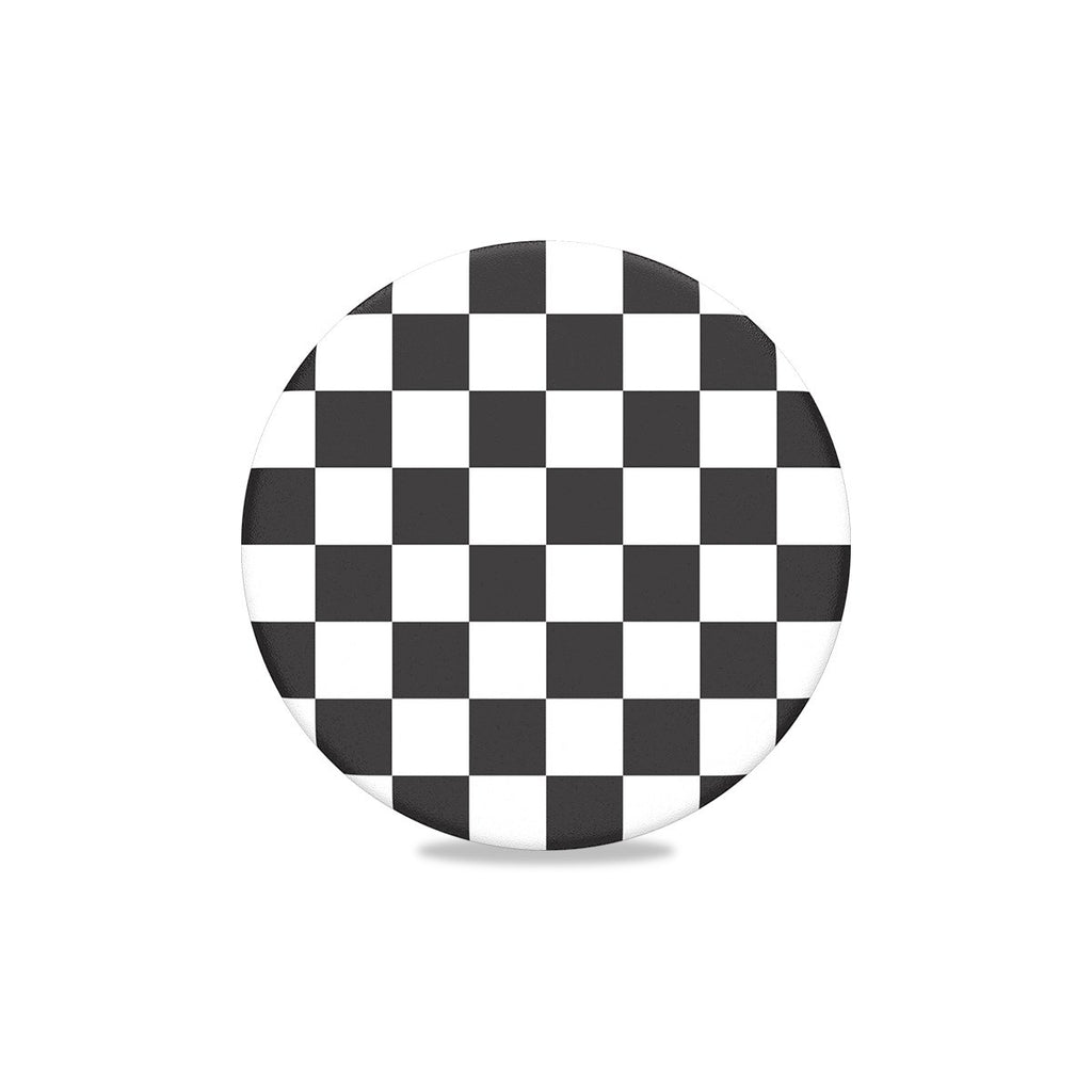 Checker Black