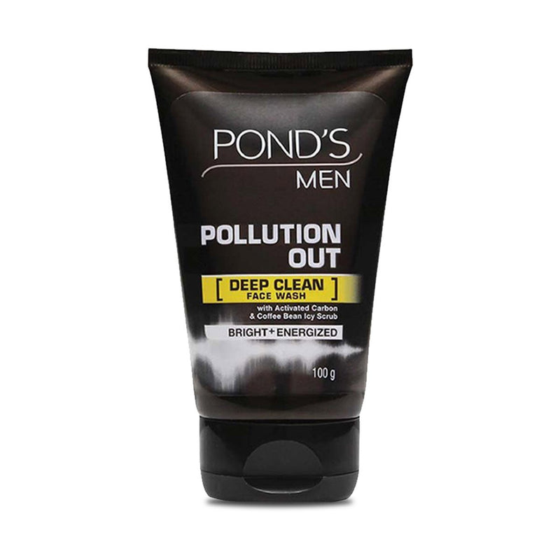 Men Pollution Out Face Wash