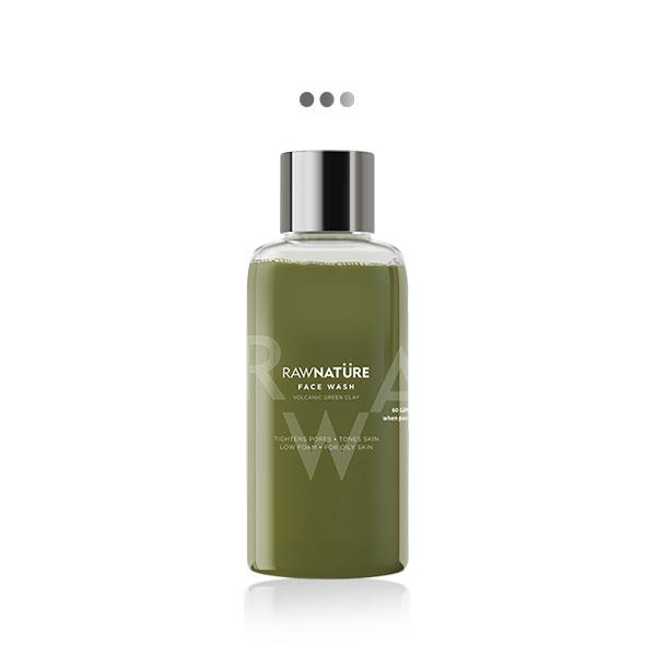 Face Wash - Volcanic Green Clay - Mini