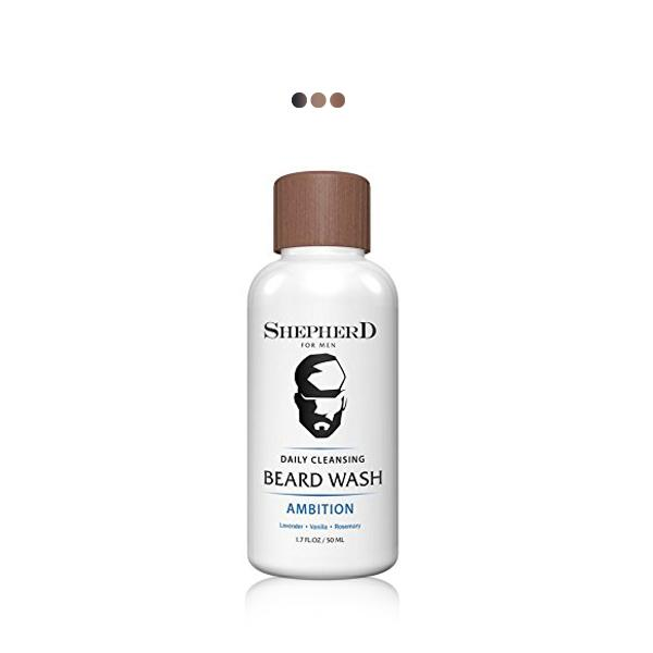 Ambition Daily Cleansing Beard Wash