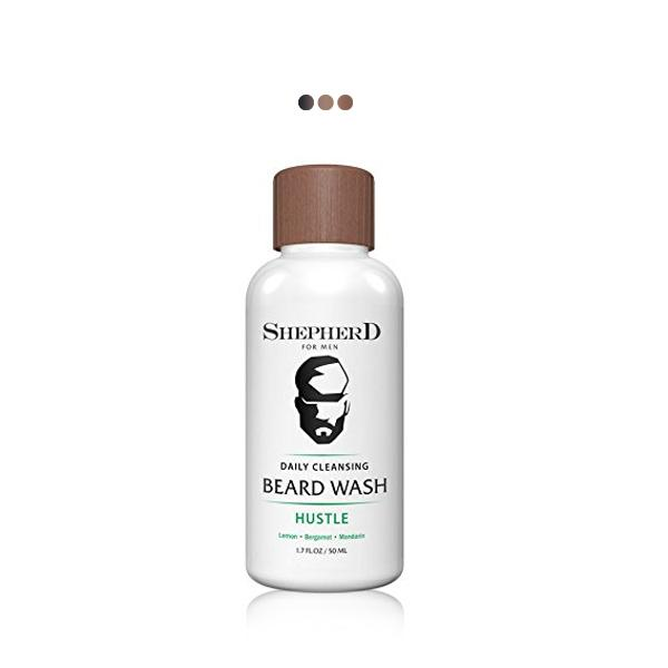 Hustle Daily Cleansing Beard Wash