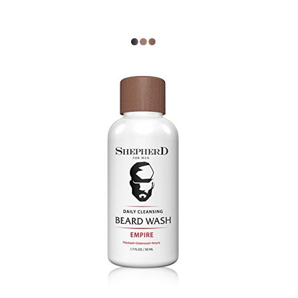 Empire Daily Cleansing Beard Wash