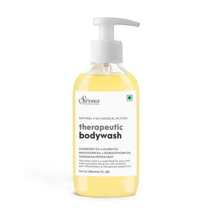 Natural Anti Fungal Therapeutic Body Wash