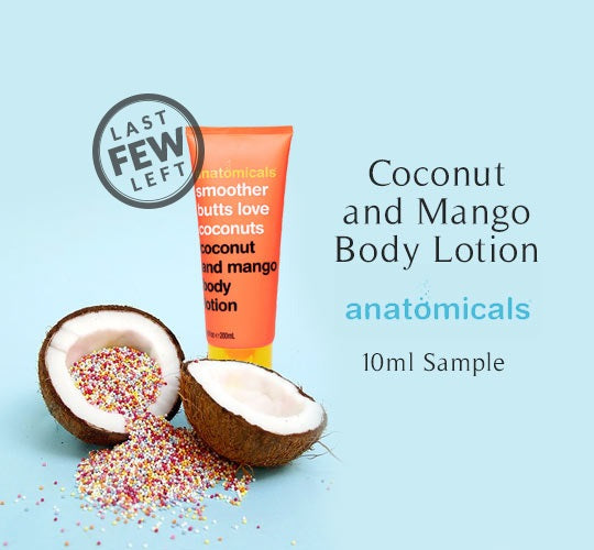 Coconut and Mango Body Lotion