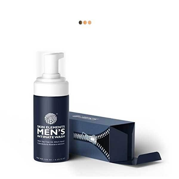 Intimate Wash for Men with Tea Tree Oil