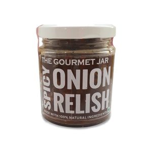 Food & Beverages - Spicy Onion Relish